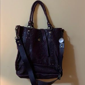 Will leather goods messenger bag!!!